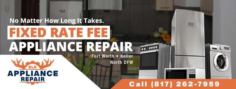 Appliance Repair Discounts in Fort Worth, Keller, Southlake